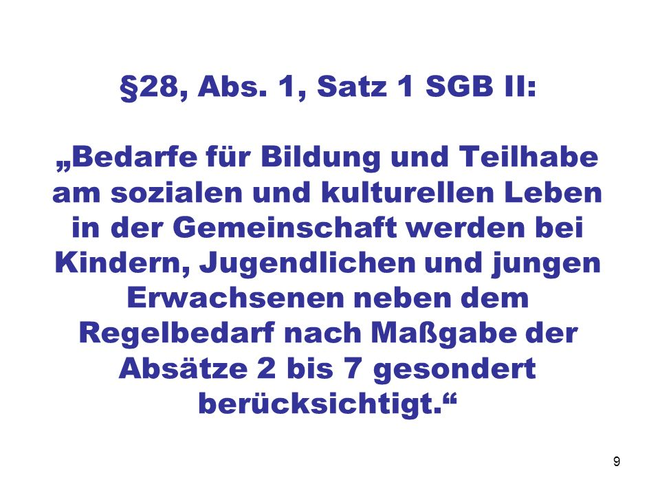 §28, Abs.