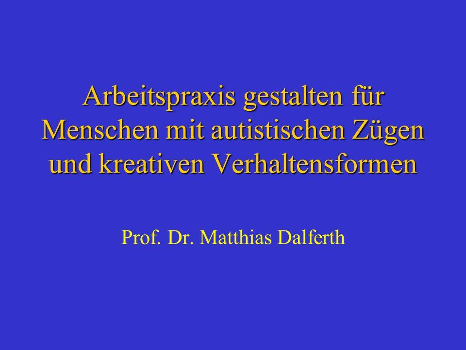 Prof. Dr. Matthias Dalferth