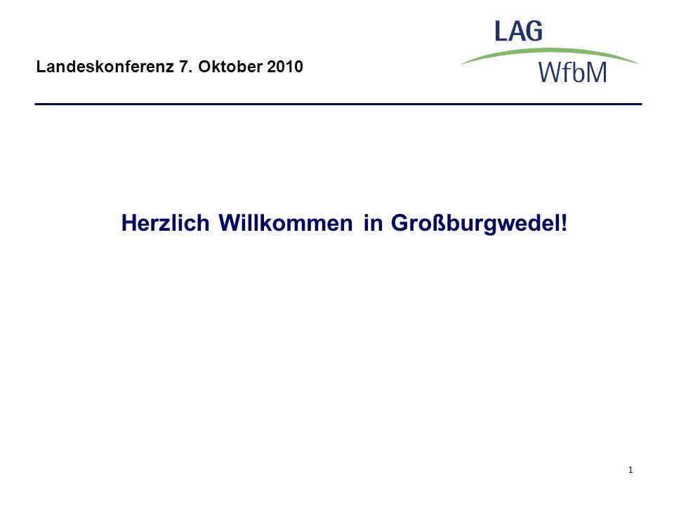 Herzlich Willkommen in Großburgwedel!