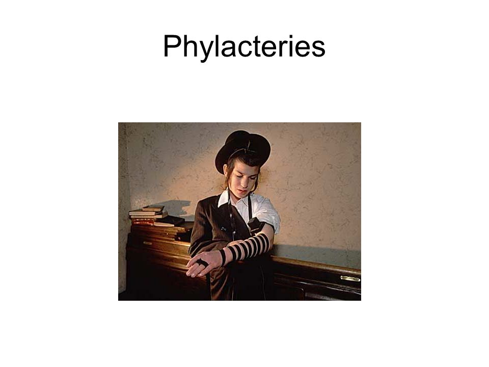 Phylacteries