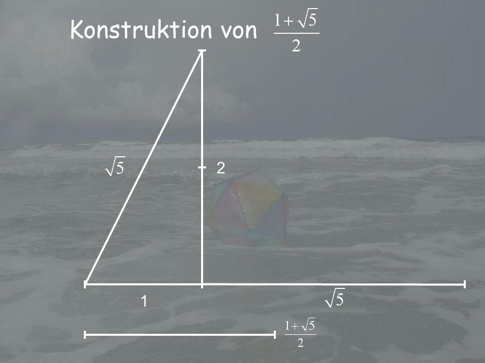 Konstruktion von 2 1