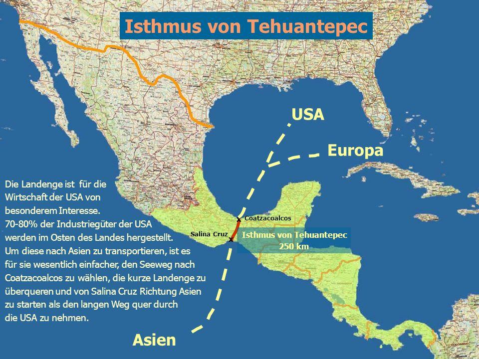 Isthmus von Tehuantepec
