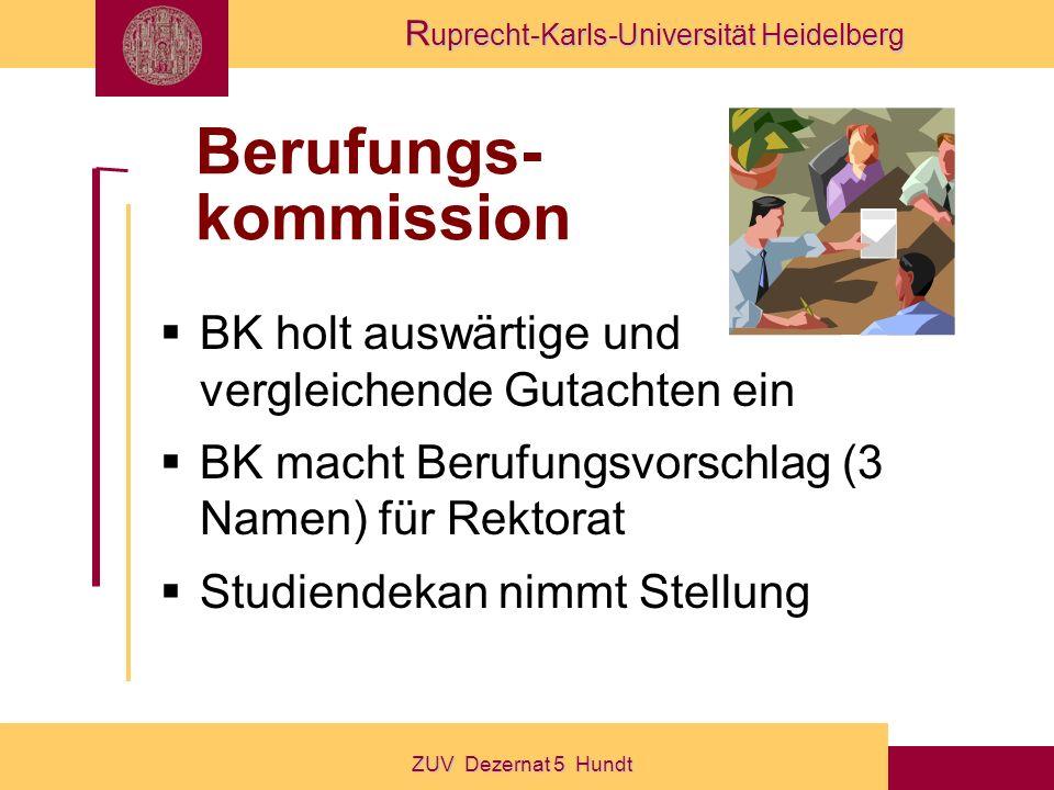 Berufungs- kommission