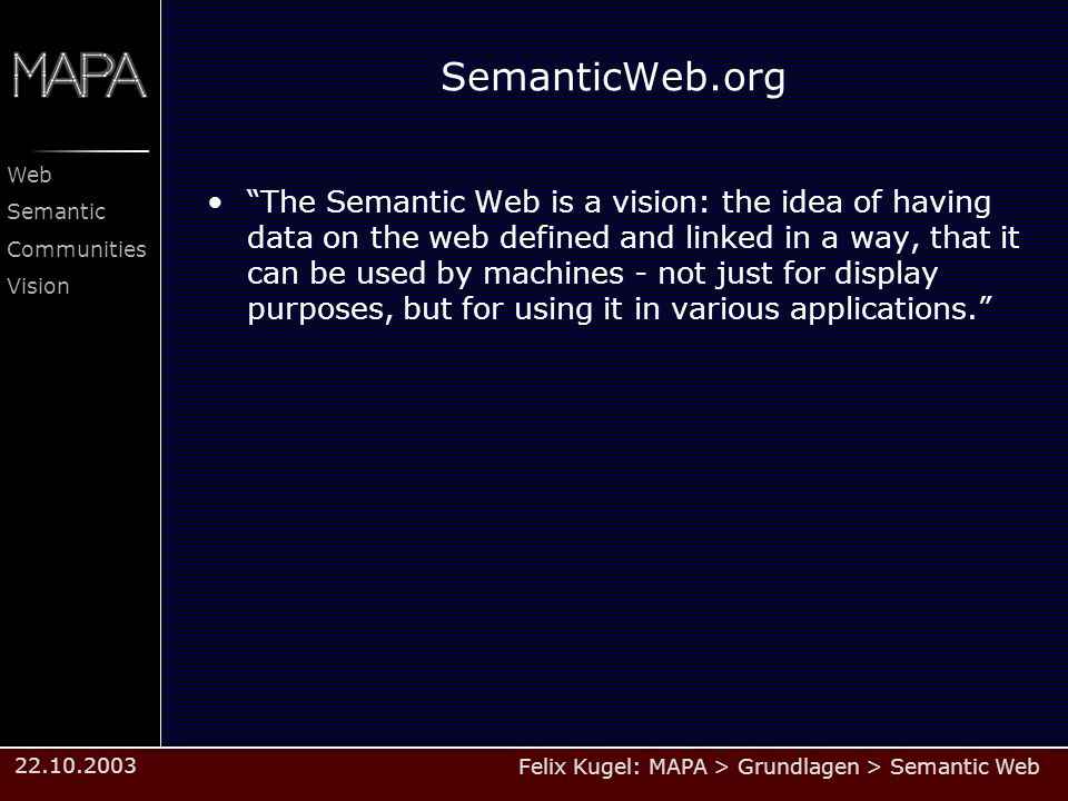 SemanticWeb.org