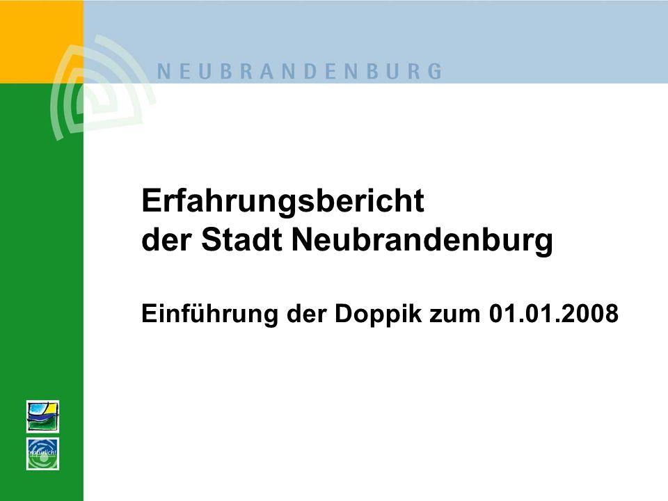 der Stadt Neubrandenburg