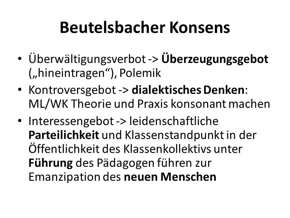 Beutelsbacher Konsens