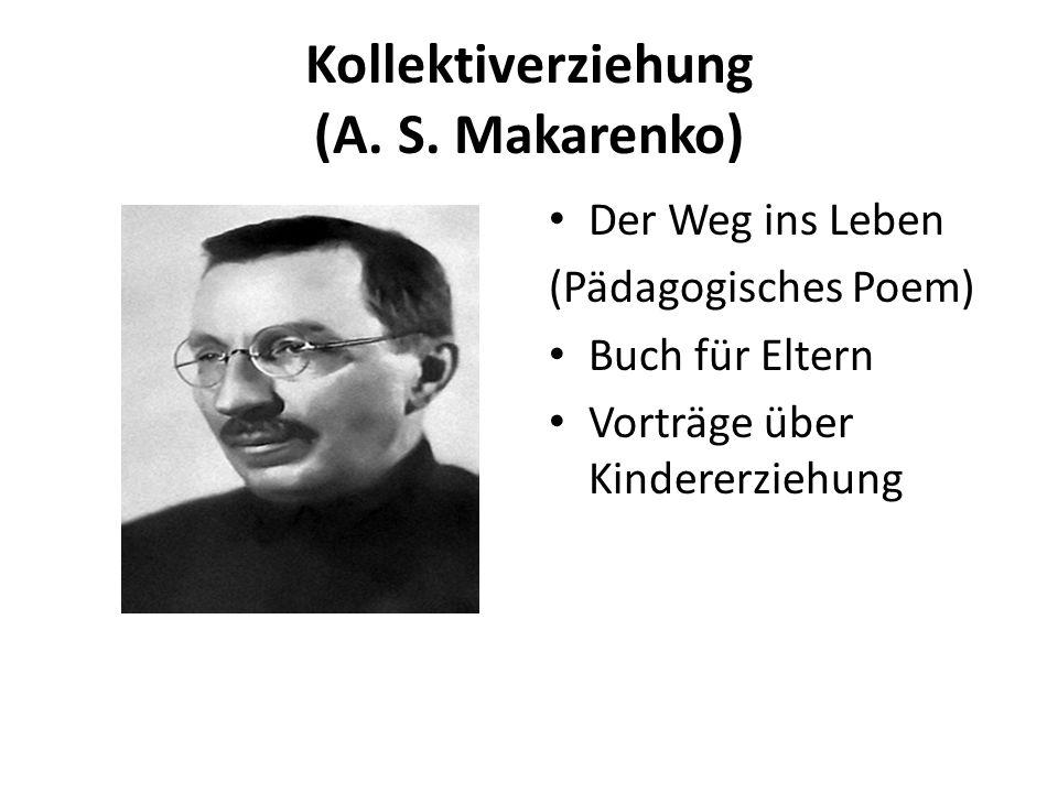 Kollektiverziehung (A. S. Makarenko)