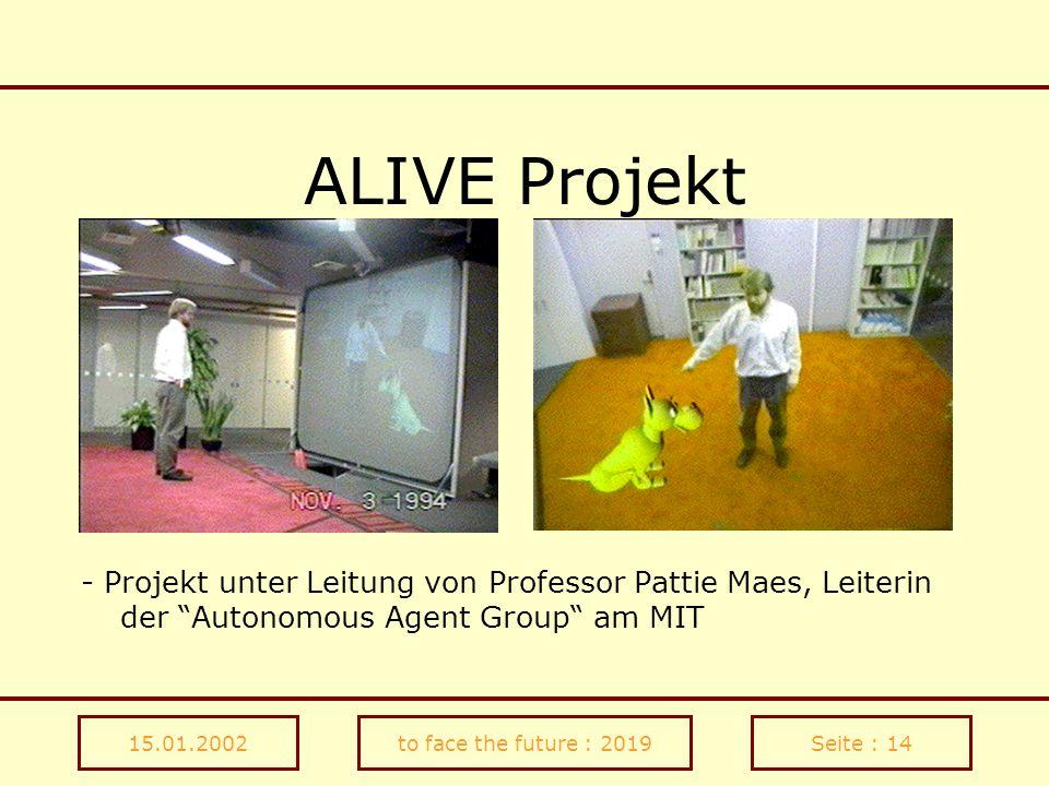 ALIVE Projekt