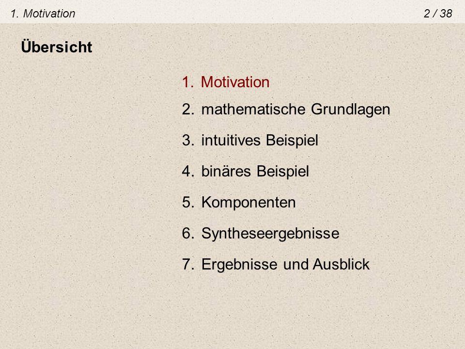 2. mathematische Grundlagen