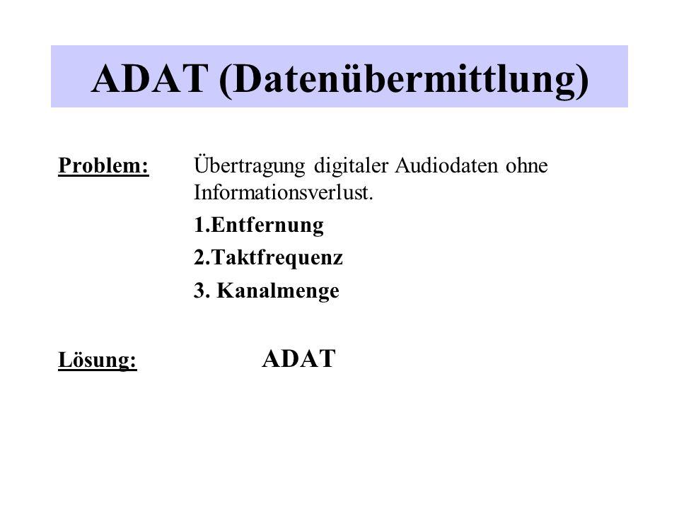 ADAT (Datenübermittlung)