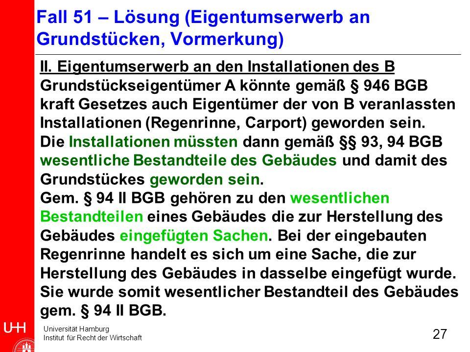 946 bgb fall bau von hausern und hutten. Black Bedroom Furniture Sets. Home Design Ideas