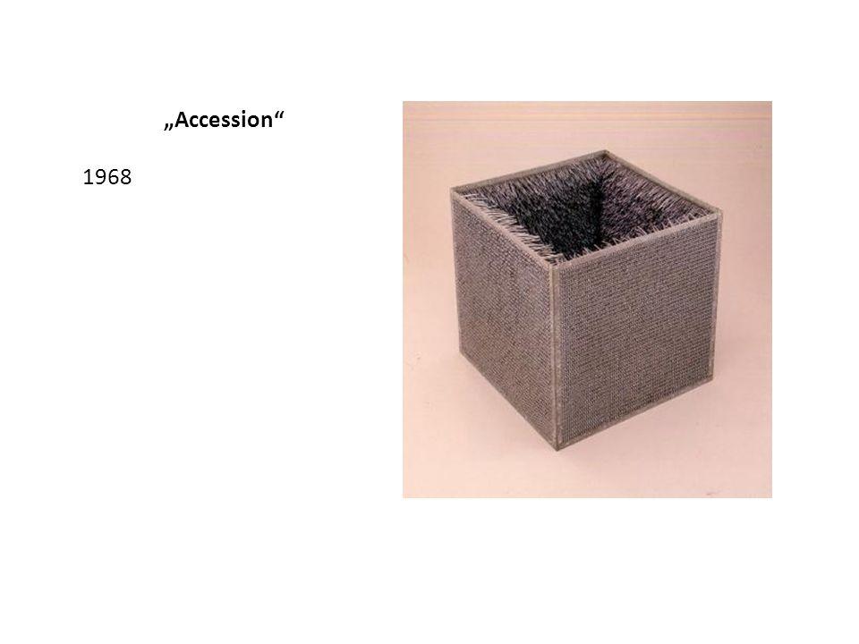 """""""Accession 1968"""