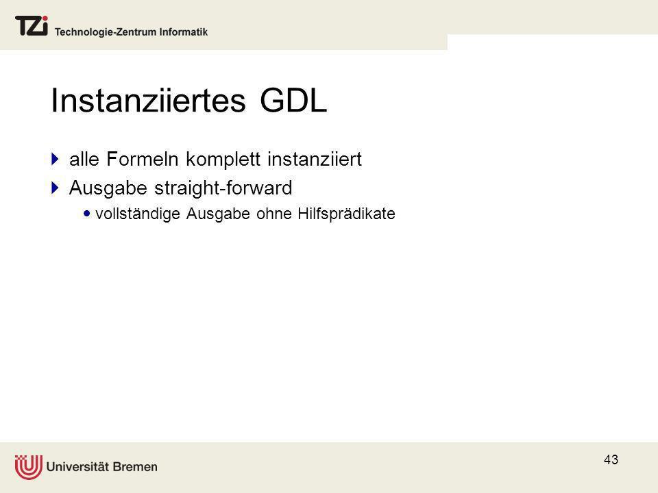 Instanziiertes GDL alle Formeln komplett instanziiert