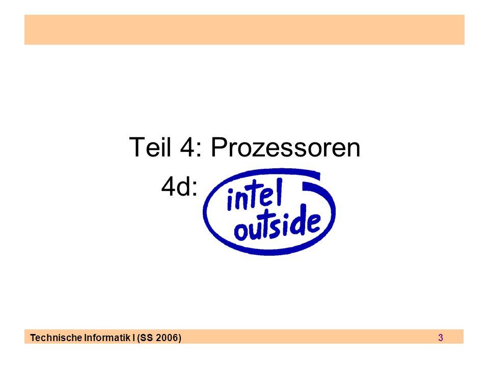 Teil 4: Prozessoren 4d: .