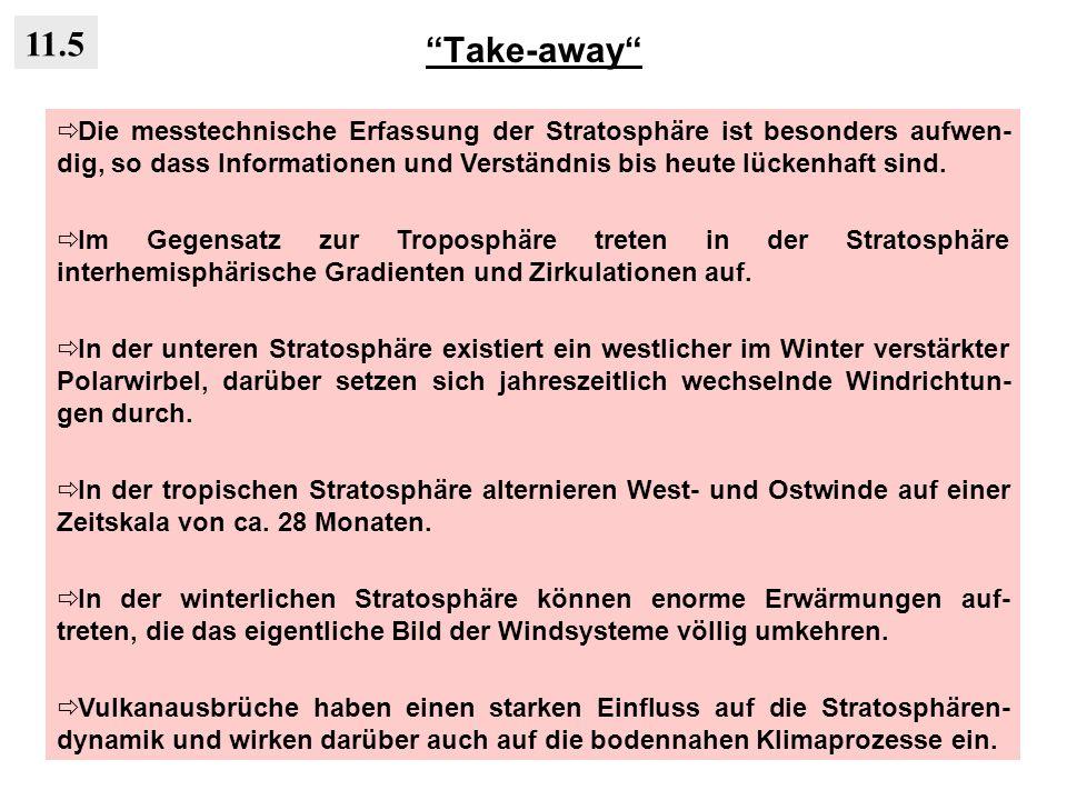 Take-away 11.5.