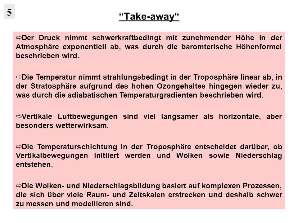Take-away 5.