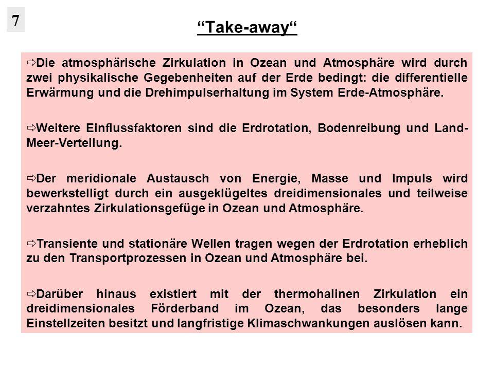 Take-away 7.