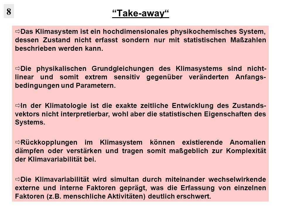 Take-away 8.