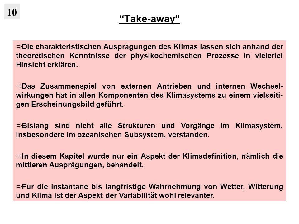 Take-away 10.