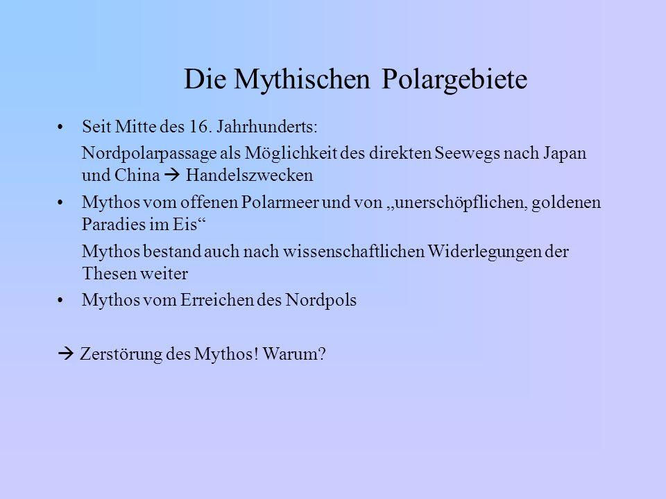 Die Mythischen Polargebiete