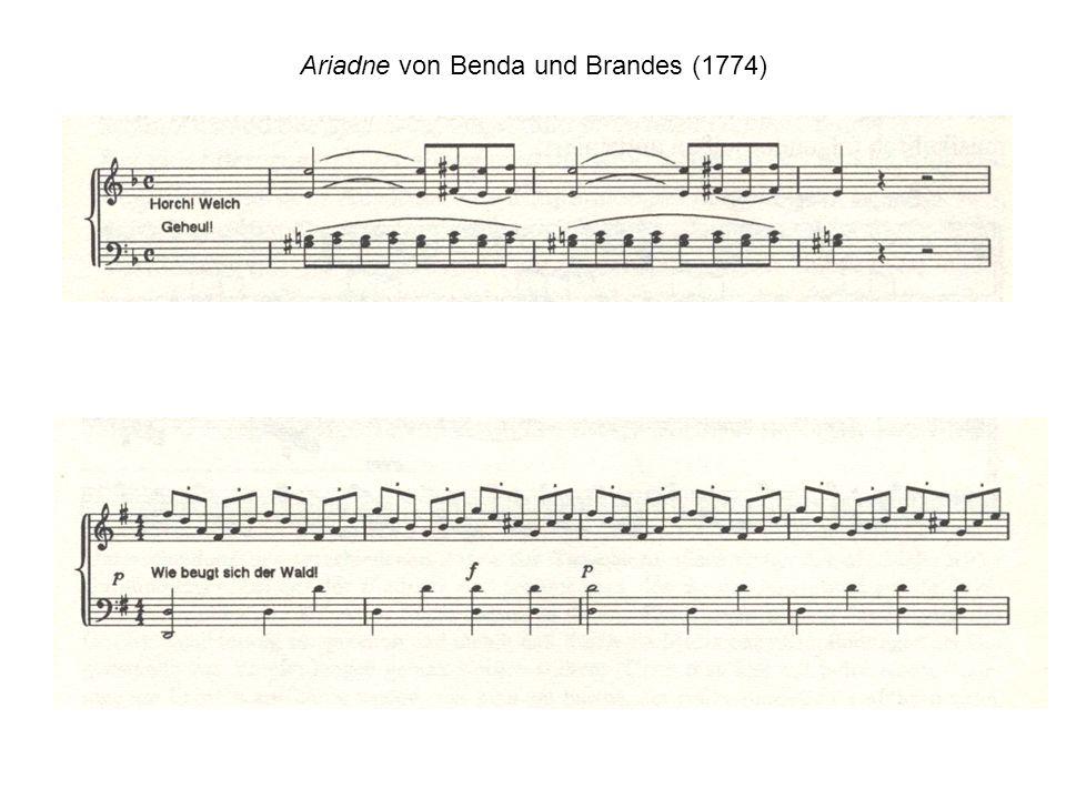 Ariadne von Benda und Brandes (1774)