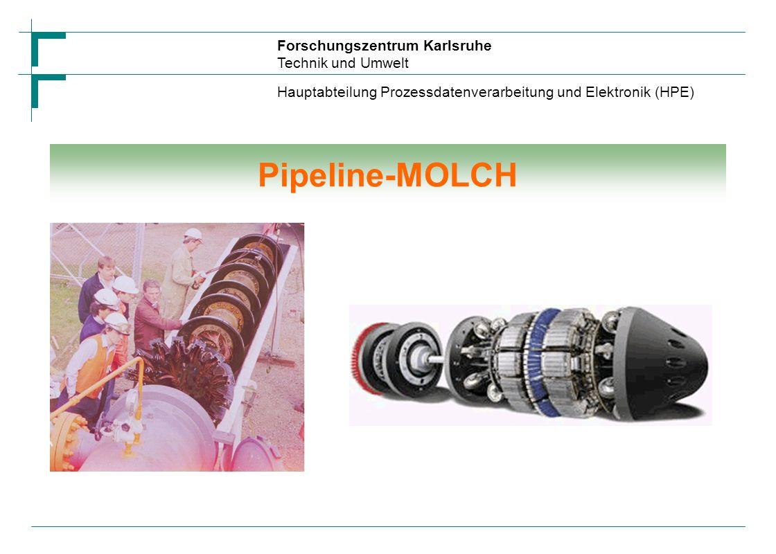 Pipeline-MOLCH Forschungszentrum Karlsruhe Technik und Umwelt
