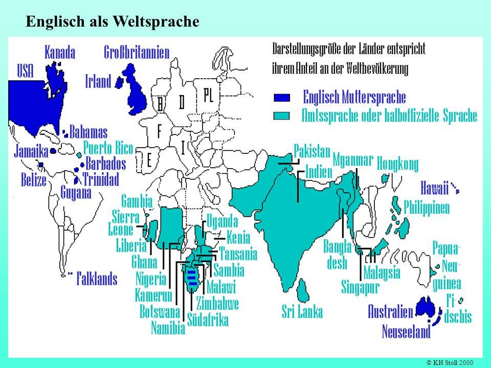 Englisch als Weltsprache