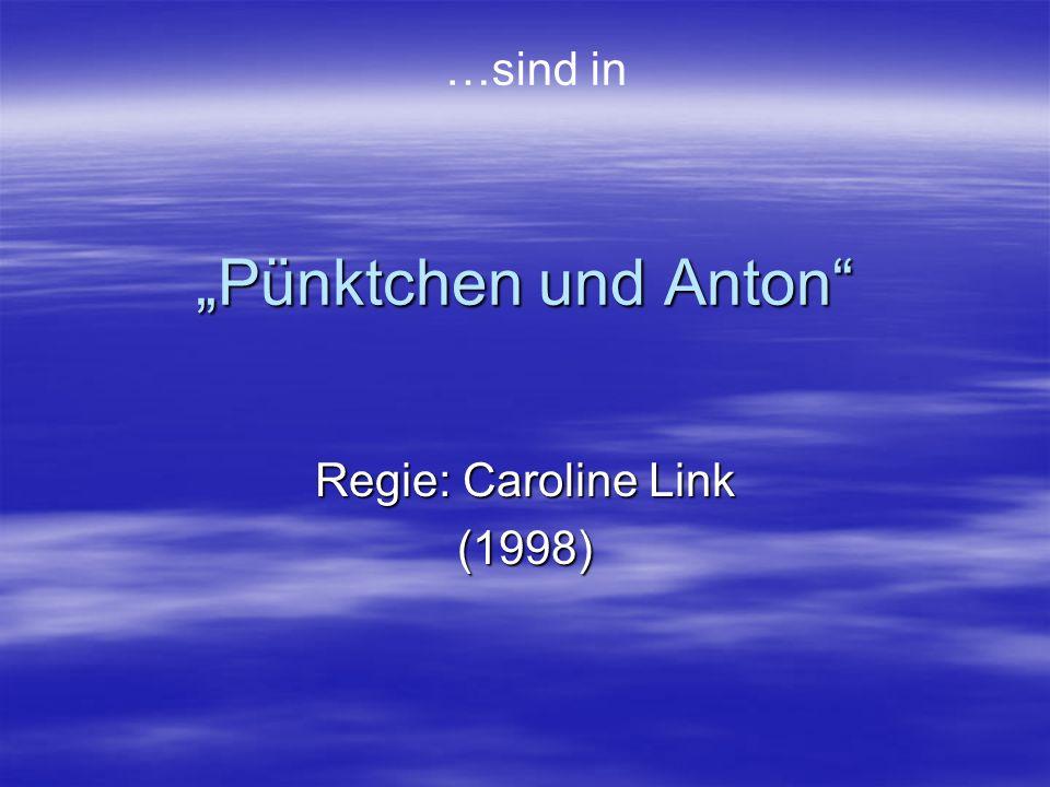 Regie: Caroline Link (1998)