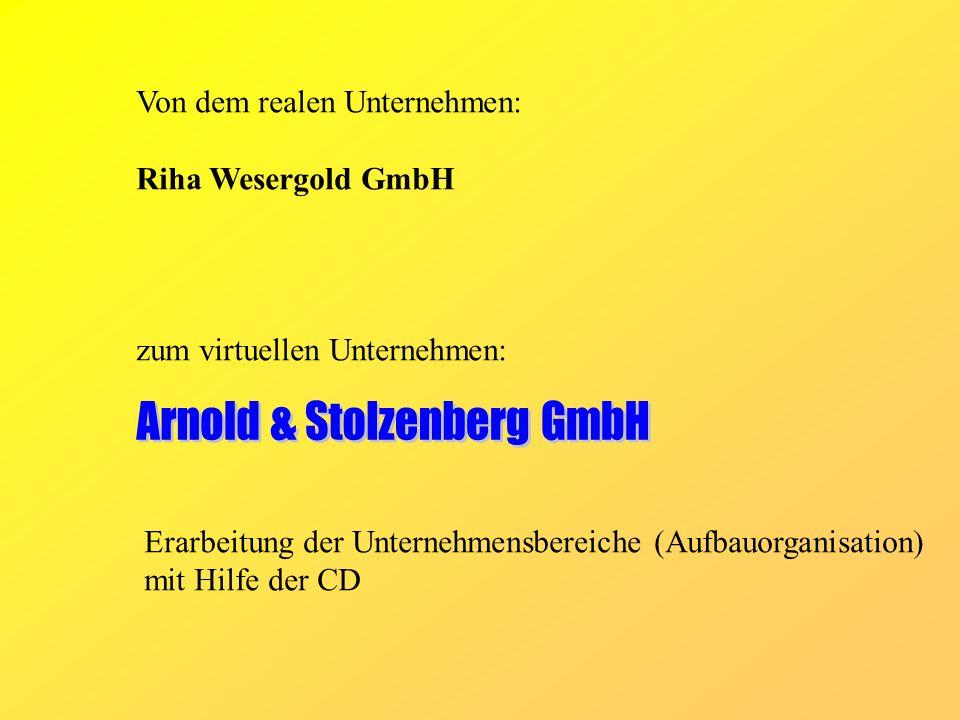 Arnold & Stolzenberg GmbH