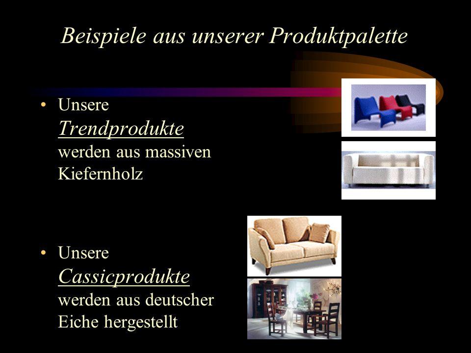 Beispiele aus unserer Produktpalette