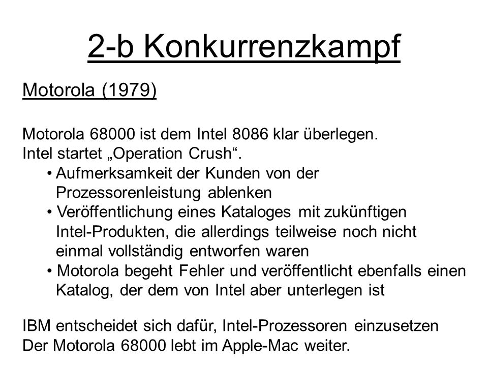 2-b Konkurrenzkampf Motorola (1979)