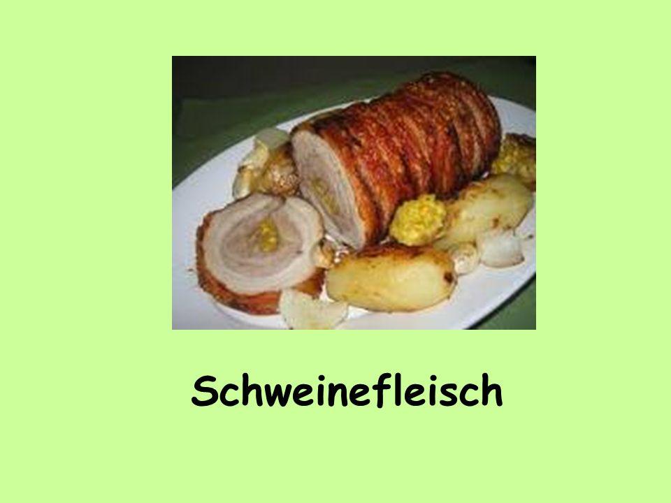 Schweinefleisch