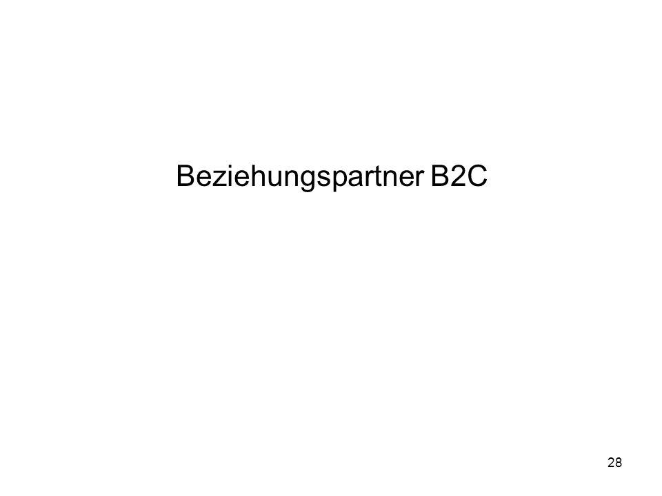 Beziehungspartner B2C