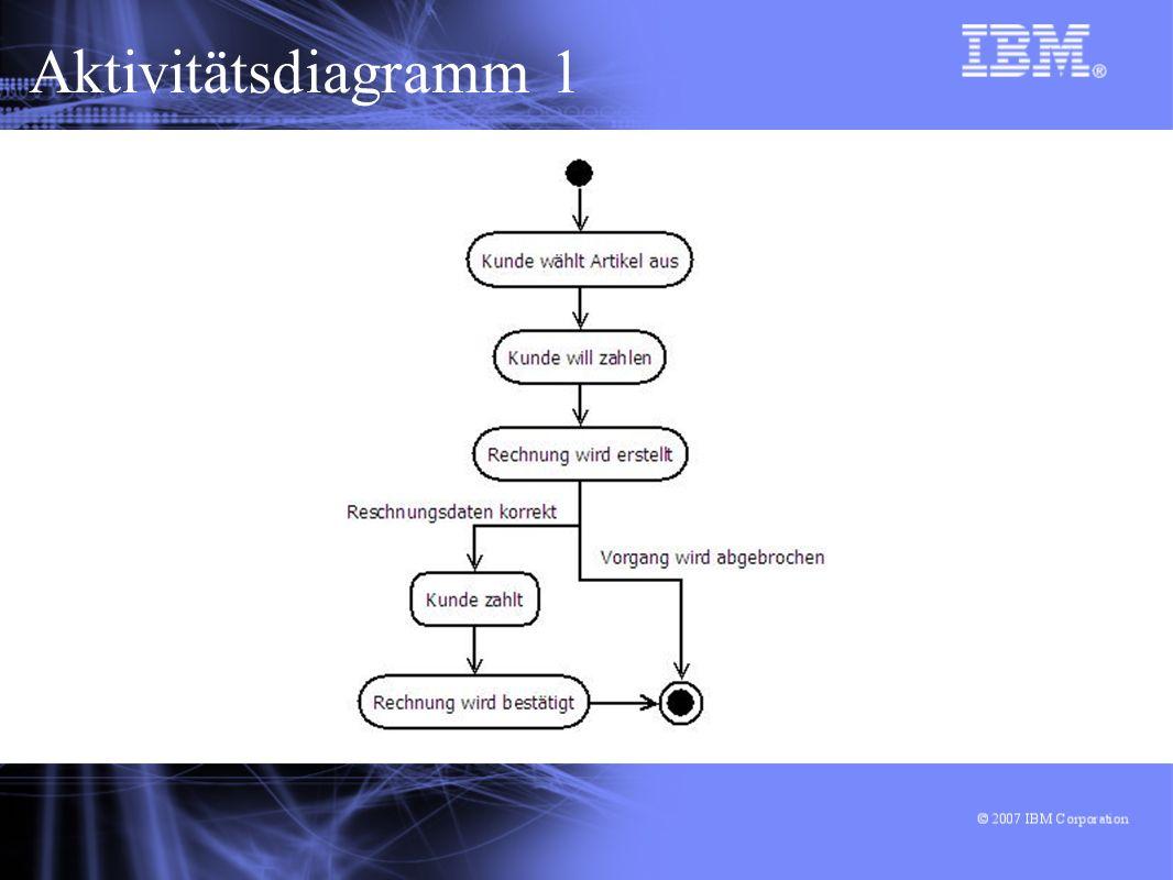 Aktivitätsdiagramm 1