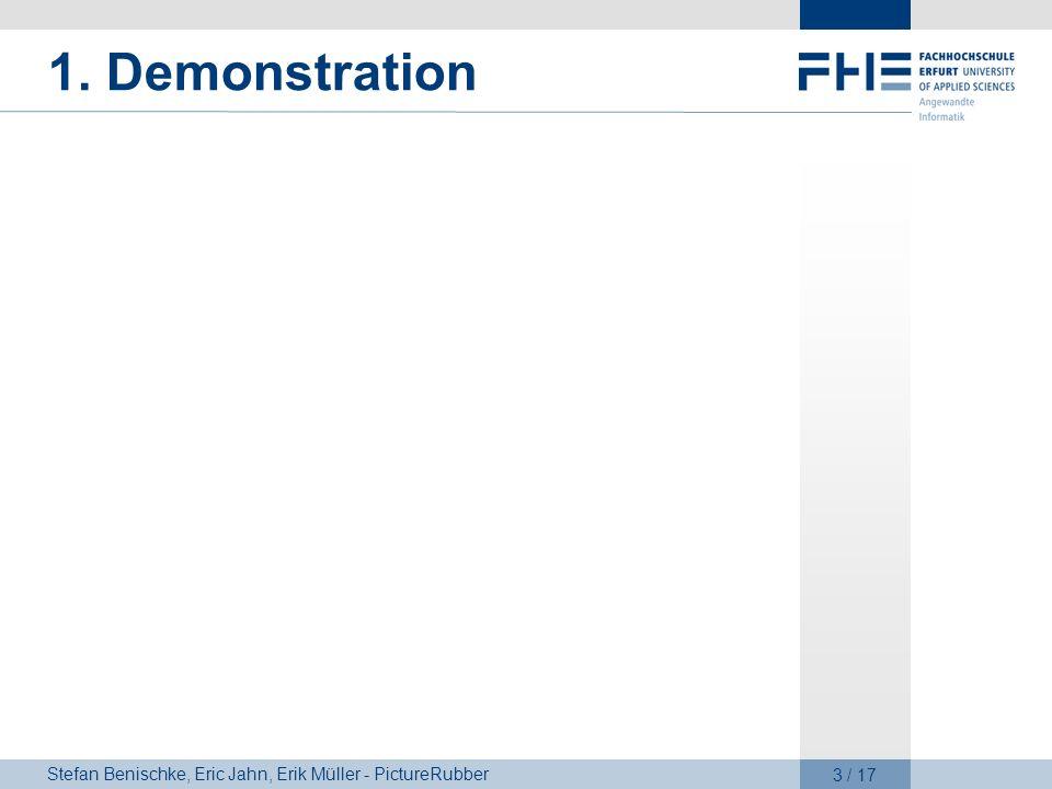 1. Demonstration 3 3 3
