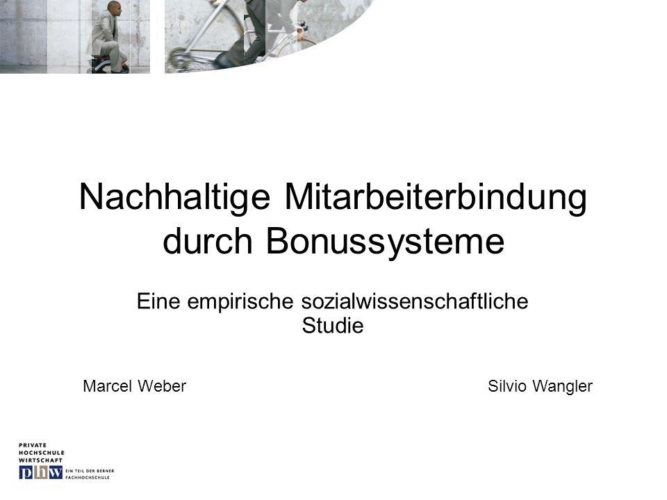 Nachhaltige Mitarbeiterbindung durch Bonussysteme