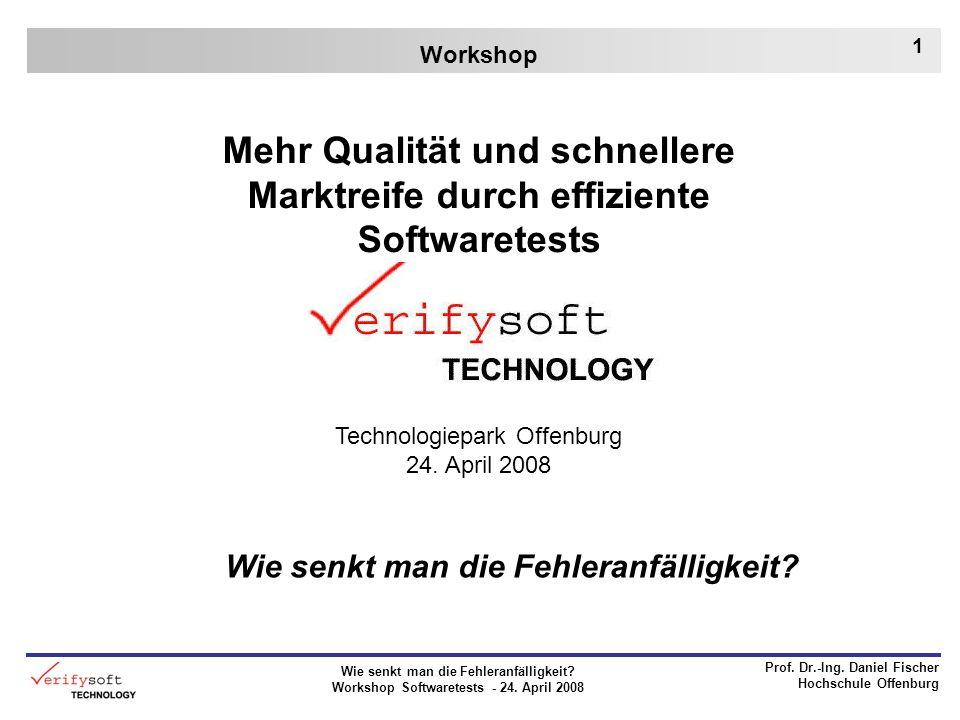 Mehr Qualität und schnellere Marktreife durch effiziente Softwaretests