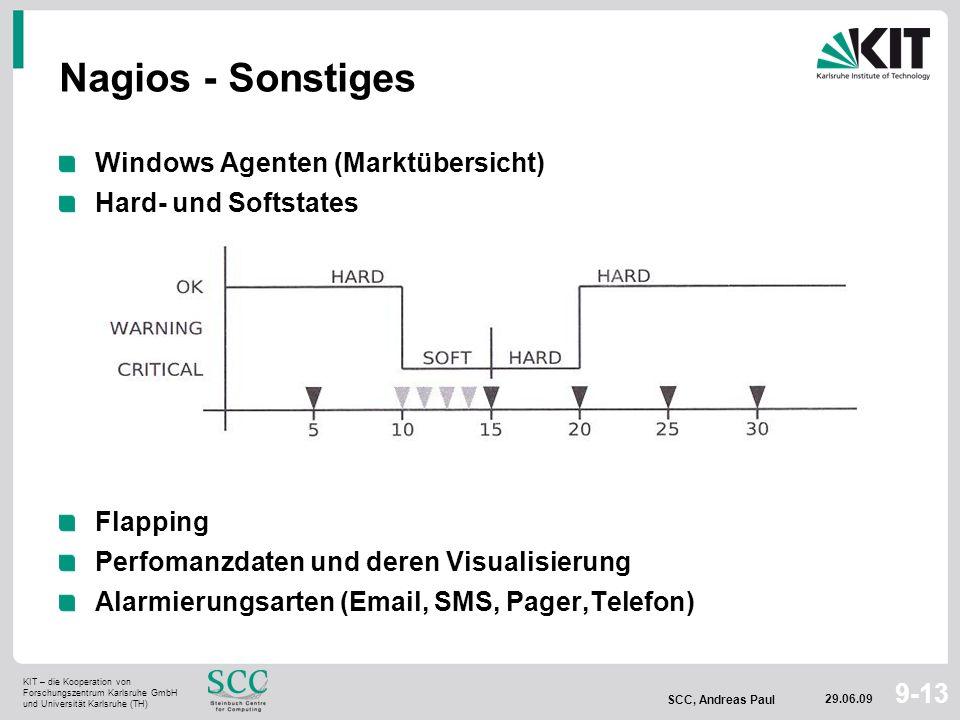 Nagios - Sonstiges Windows Agenten (Marktübersicht)