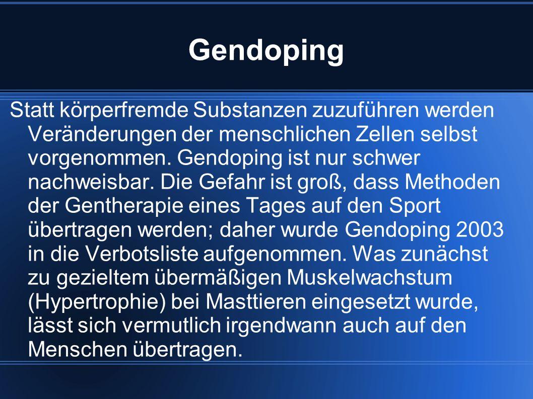 Gendoping