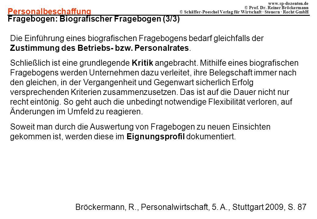 Fragebogen: Biografischer Fragebogen (3/3)