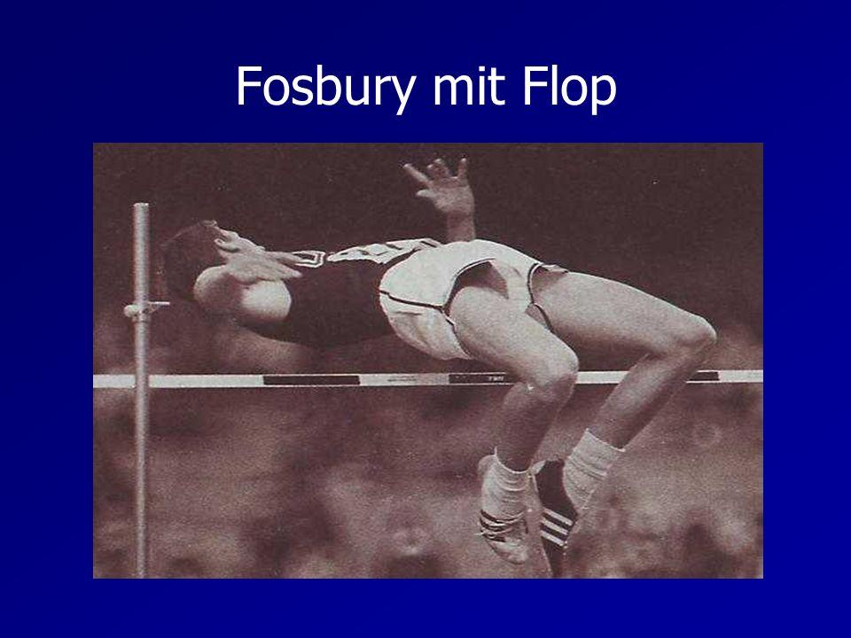 Fosbury mit Flop