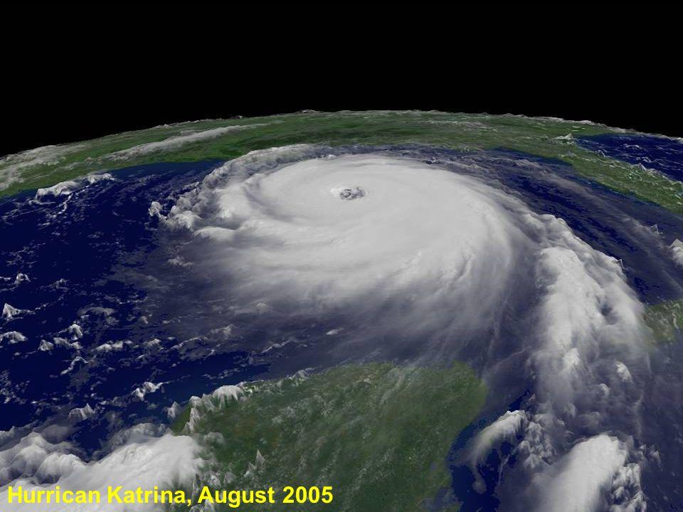 Hurrican Katrina, August 2005
