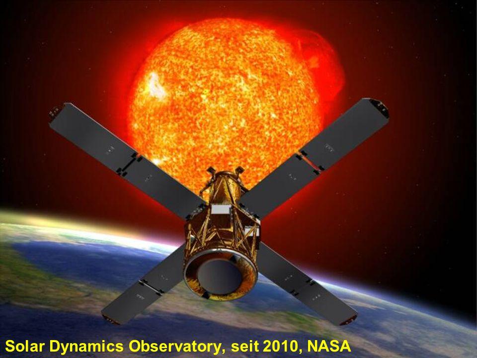 Solar Dynamics Observatory, seit 2010, NASA