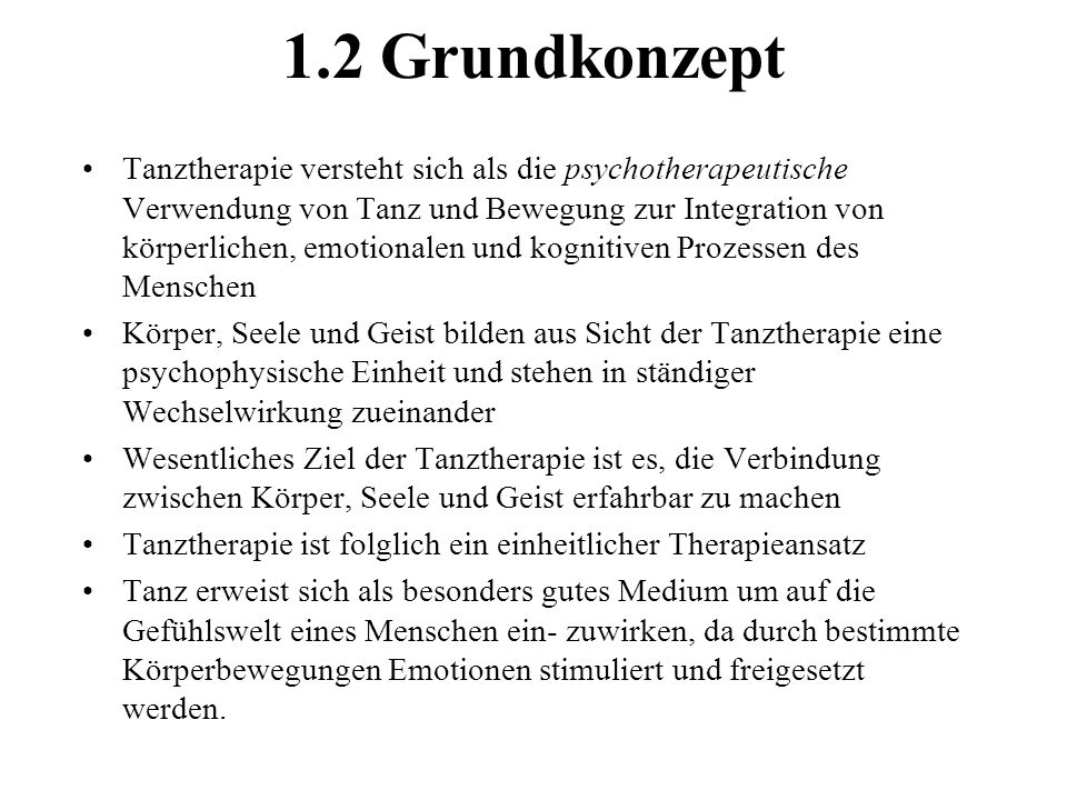 1.2 Grundkonzept