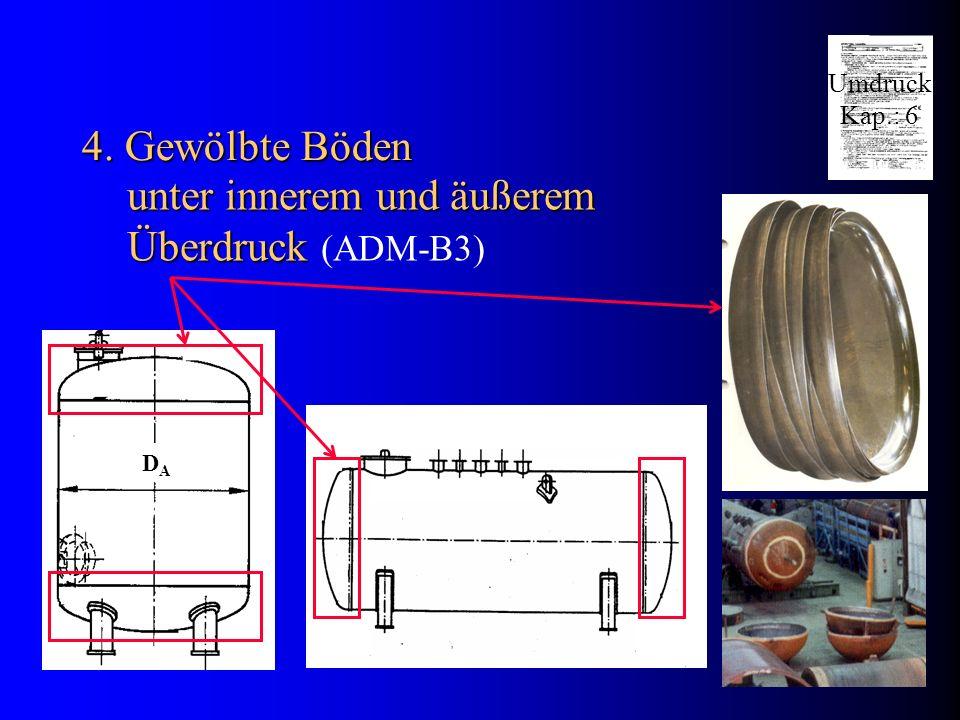unter innerem und äußerem Überdruck (ADM-B3)