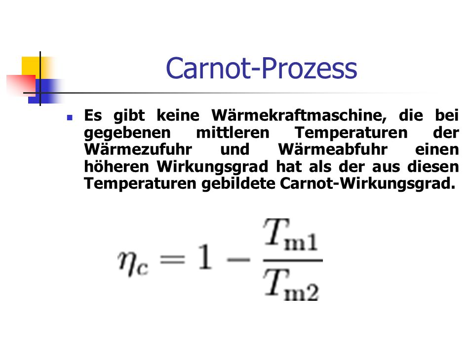 Carnot-Prozess