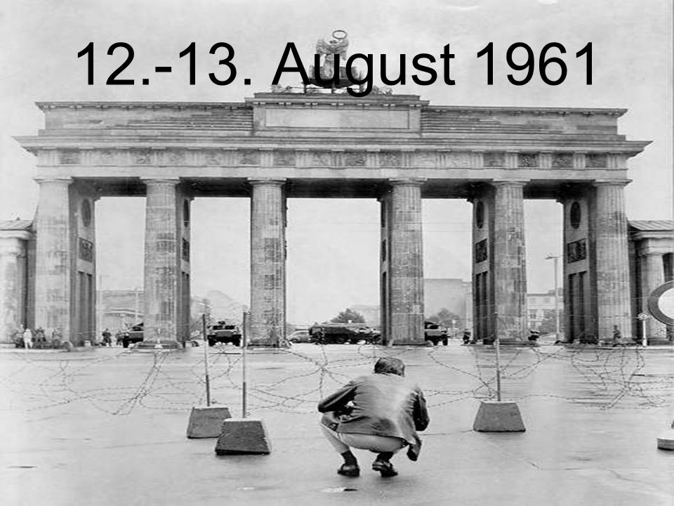 12.-13. August 1961