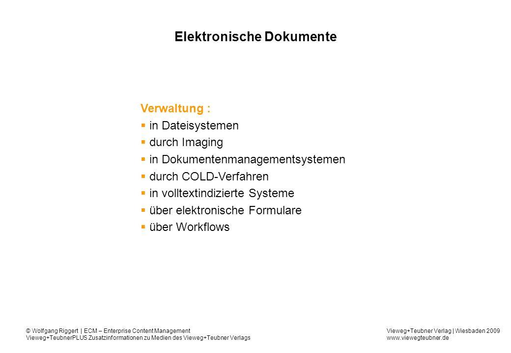Elektronische Dokumente