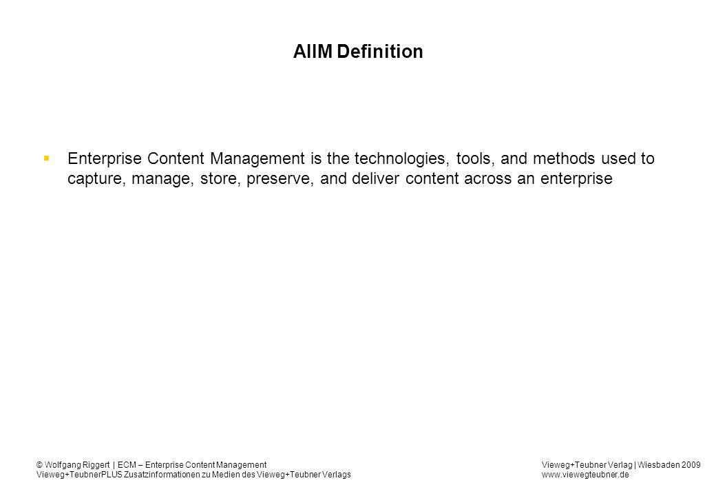 AIIM Definition