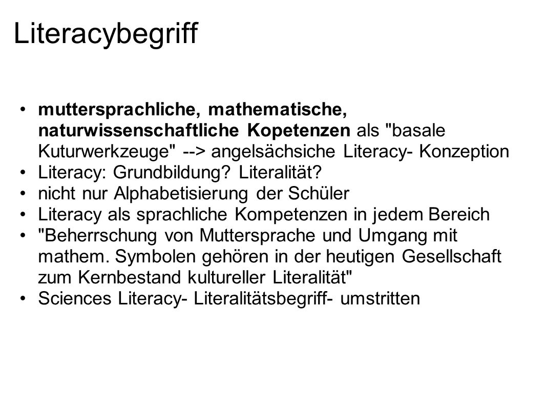 Literacybegriff